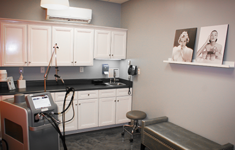 Chandler Patient Room